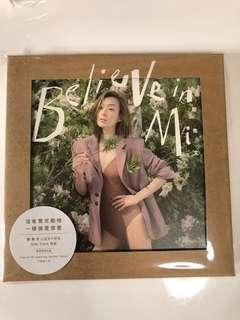 全新正版未開封 特價 鄭秀文最新 Believe in Mi 3CD CD 唱碟 Sammi