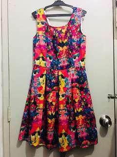REPRICED Bangkok dress