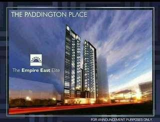 Invest Now! With 45th Floor Lifestyle Mall Rent To Own Condo At The Paddington Place With 5% Early Christmas Promo Discount!