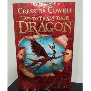 [English Book] How to Train Your Dragon By Cressida Cowell
