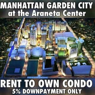 19k Mo. Rent To Own Condo With Huge 5% Early Christmas Promo Discount Around 200k Up To 600k At Manhattan Garden City!
