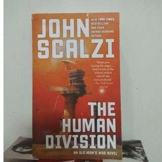 [English Book] The Human Division By  John Scalzi