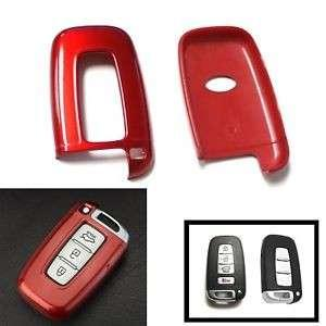Hyundai Kia High Gloss ABS Plastic Protective Shell Case Cover for 3 button Keyless Smart Key FOB Remote