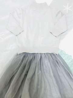 🚚 紗裙兩件式洋裝