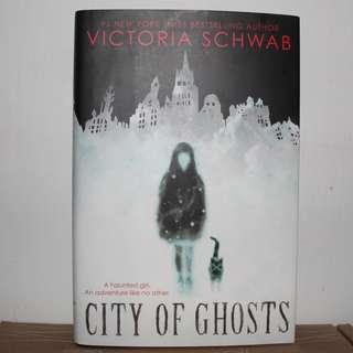[English Book] City of Ghosts - Hardcover by Victoria Schwab