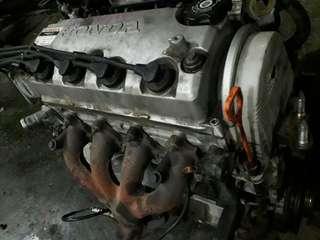 Honda engine kosong  d16. .1.6sohc , ek3, ej6