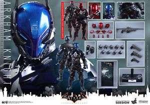 Hot Toys Arkham Knight Red Hood