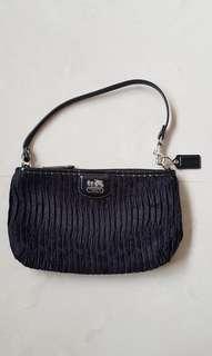 Authenic Coach Wristlet Handbag