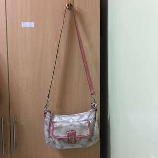 Authentic Coah Two-way Bag