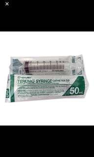 Terumo Syringe 50ml