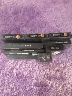 Sale! New Ready Stock Focallure Eyebrow, Blush On, Highlight, Countour 100% ORI Siap Kirim