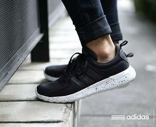 Adidas lite racer black multicolour . size : 39-44 . Condition :ORIGINALS BNWB (BRAND  NEW WITHOUT BOX)