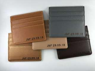 Card Holder 6 slot