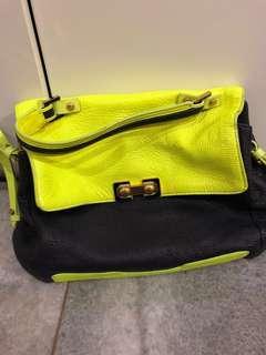 Marc Jacobs Neon Bag