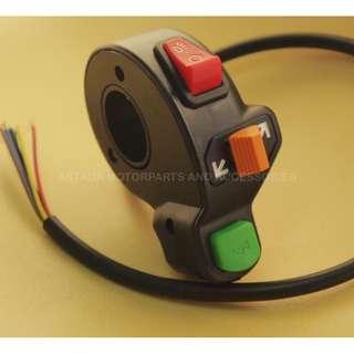 Universal Left Hand Side Slim Handle Switch