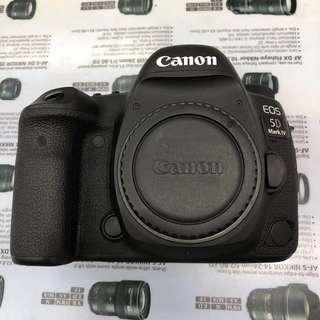 Canon EOS 5D MarkIV (Body Only) w Warranty