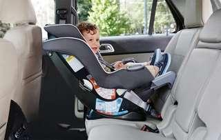 Graco Extend2fit 3in1 Baby Car Seat