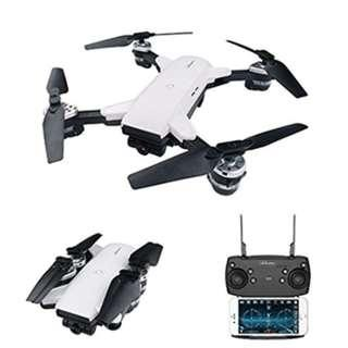 P9 YH-19 WIFI FPV with 2MP Wide Angle Camera High Hold Mode Foldable RC Quadcopter Drone