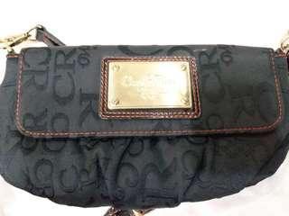Carlo rilo sling bag