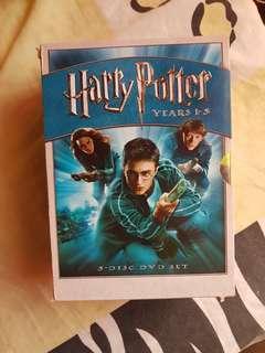 Original harry potter movie set