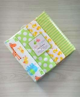 Baby Blanket @ Baby Swaddle - Cotton Flannel