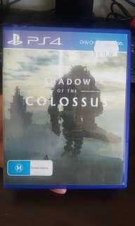 Shad of the Colossus (PS4)