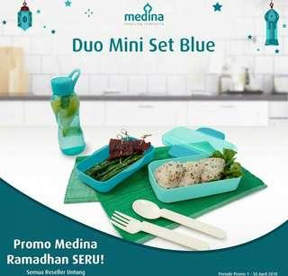 Lunch Set Premium Medina Duo Mini