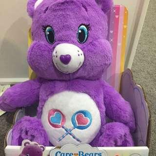 New Share bear care bear