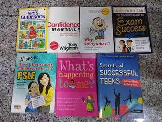 Self helps Books for children and teens
