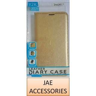 Y2K Synthetic Leather Flip Case for Sony XZ 2 Premium Etc