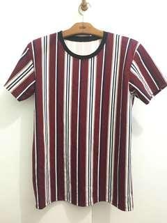 Free Size Striped Shirt