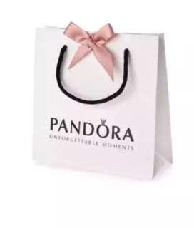 Pandora bags