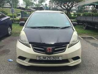Dekitting Honda Fit 1.3A