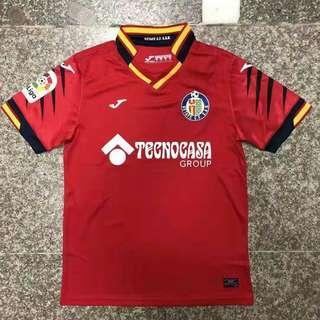 Getafe  18-19 Away Short Sleeve Kit