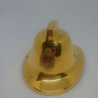97前消防員帽紙鎮