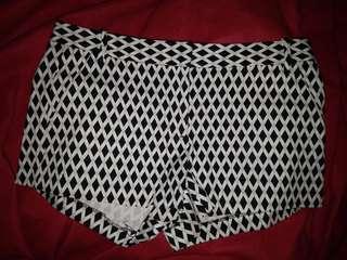 Zara Basic / celana pendek