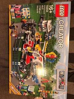 New in seal box Lego 10244 fairground mixer 10247 10257