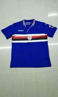 Sampdoria 18-19 Home Short Sleeve Kit