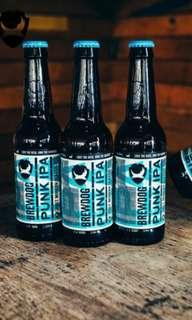 手工啤 punk ipa 英國製印度啤