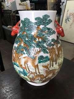 Ceramic Vase H36cm