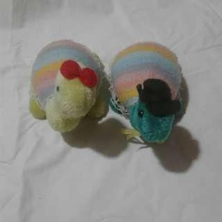 Turtle Stuffed Toy