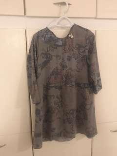 Aritzia by Wilfred dress