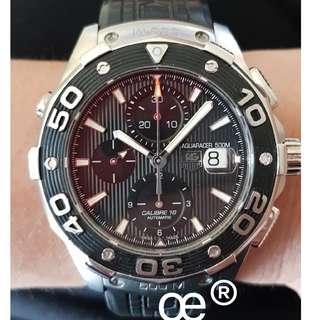 TAG Heuer Aquaracer Chronograph 500M Automatic 44mm