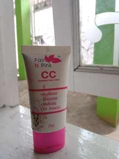 Cc cream fair n Pink isi 50%