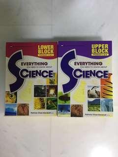 Science (Lower & Upper Block)