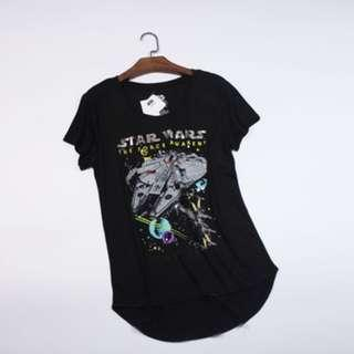 authentic star wars tshirt