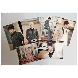 [OFFICIAL] BTS Concert & Album Merchs Postcards & Photocards