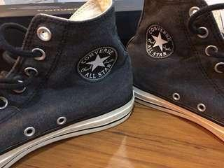 Converse CT high charcoal