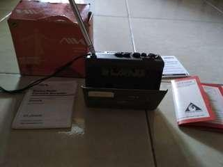 Aiwa second kaset perekam