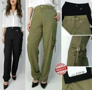 Celana wanita trouser pants